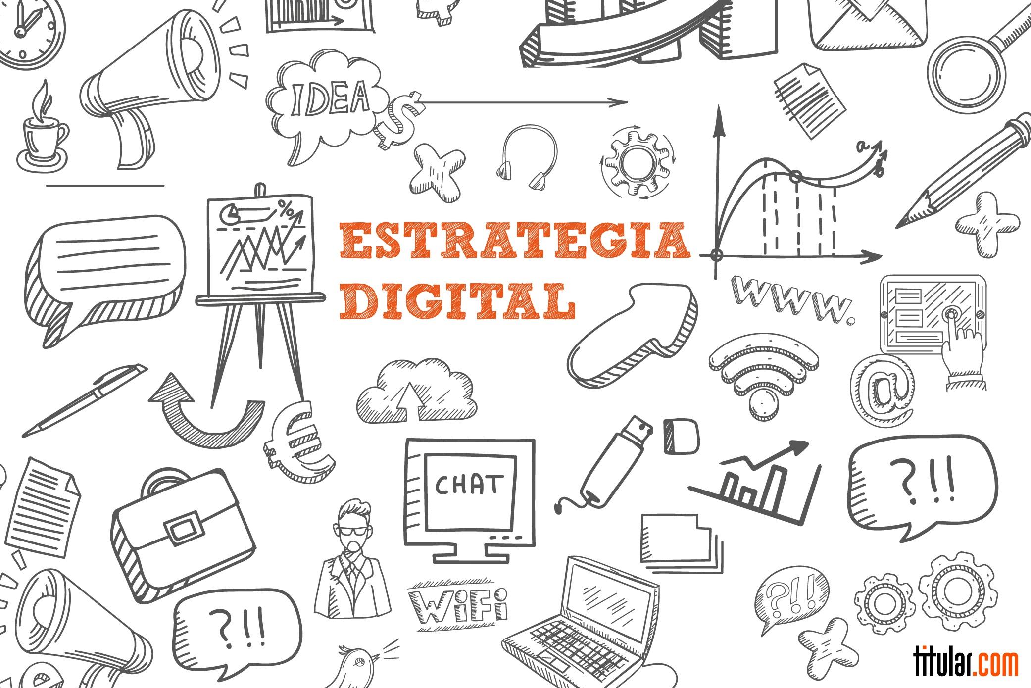 estrategia digital de marketing