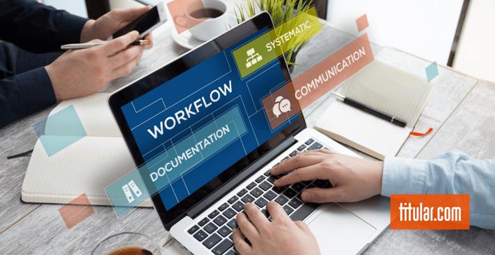 Qué son los workflows
