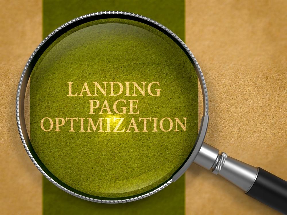 Como optimizar una landing page